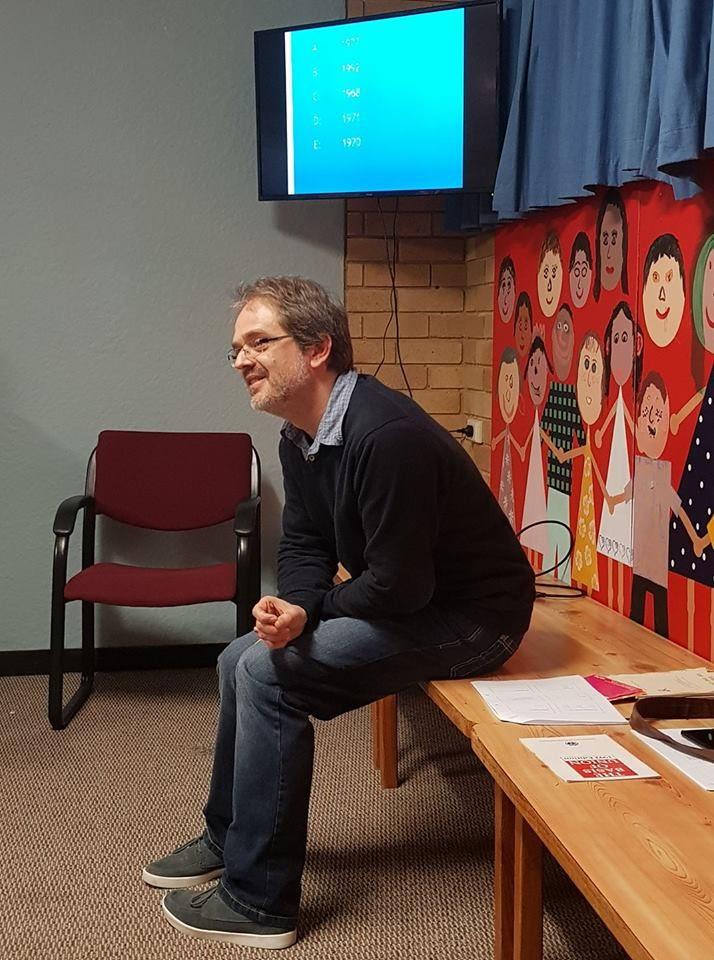 Dr Damian Palmer