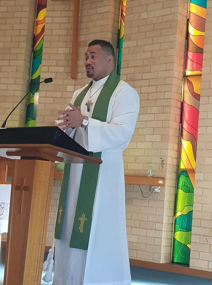 Rev Fie Marino